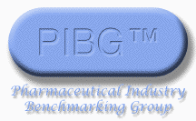 Pharmaceutical Industry Benchmarking Group logo